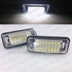 2016 Новая модель Ошибка Бесплатный 24 SMD 3528 LED Освещение Номерного Знака Лампа Для BRZ (DBA-ZC6) наследие для Toyota 86 GT-86 FT-86 (NC6)