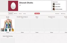 How to spot a spammer on Pinterest