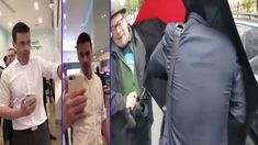 Celebrity Gossip - The video is absolutely offensive, Aaron Schlossberg said that the person in front of him plus the cashier were speaking in Spanish, he was pissed because he didn't understand what they were saying. Aaron Schlossberg felt that the two Celebrity Gossip, Celebrity News, How To Speak Spanish, Pissed, Felt, Entertainment, Celebrities, Videos, Celebs