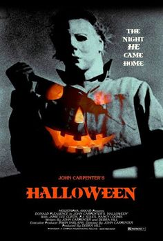 Halloween ~ One of the first horror movies I ever saw as a kid!