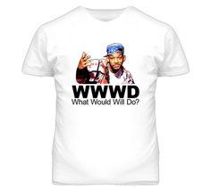 8416fe5a7ab6fe WWJD The Fresh Prince Of Bel Air T Shirt