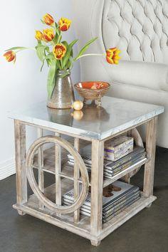 LST009-Galia Side Table