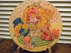 Vintage Collectible 1980s Strawberry Shortcake by CozyTimes, $10.00