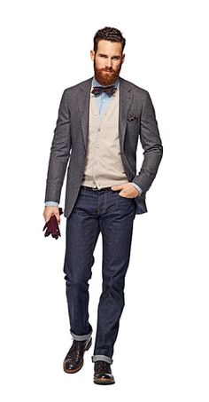 Suit Supply. Men's holiday style