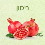 רימון Rosh Hashanah, Activities, Vegetables, Children, Cards, Food, Young Children, Boys, Kids