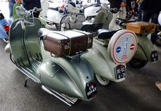 Laurent Bagnard photo#Scooters#vespa#lambretta SCOOTERS & STYLE is a quarterly independant bi-lingual (French / English) magazine which essentially deals with the world of vintage-labeled scooter, as well as the lifestyle that characterizes their fans: