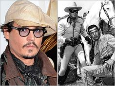 Johnny Depp's 'Lone Ranger' starts shooting in New Mexico    This should be an interesting production, lol.