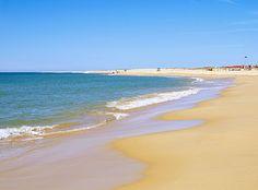 #Beach Ilha Deserta (Barreta), Algarve, Portugal | via http://blog.turismodoalgarve.pt