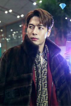 Jackson Wang, Got7 Jackson, Boy Groups, Rapper, Singer, Fictional Characters, Kpop, Boys, Outfits