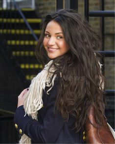 Michelle Keegan Hair Color!!! <3 Is this considered to be a cool, warm, or neutral dark brown?
