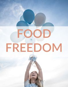 Food Freedom. Een gezonde relatie met eten