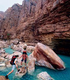 Mujib Nature Reserve (Jordan) http://www.naturescanner.nl/midden-oosten/jordanie