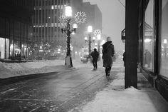 Minneapolis in Winter