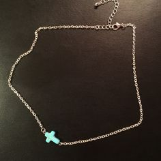 """Selling this """"Cross Necklace"""" in my Poshmark closet! My username is: mcleodcs. #shopmycloset #poshmark #fashion #shopping #style #forsale #Jewelry"""