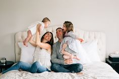 I love doing in home family sessions! It is a great way to capture families  in their element, and I feel like the kids do well because they are so  comfortable at home. I loved the decor at the Kursar's home, it was a  photographers dream there! The natural light was gorgeous! Window light is  a key element to getting a beautiful family session at home. This session  took place in Connecticut a short train ride away from the NYC. It was  great to get out of the city for the day and meet…