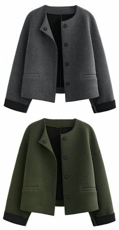 Celebrate fall time in this warm coat with simple design and pocket at sides.Stunning and comfortable all at the same time!Check it at Cupshe.com !