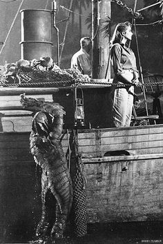 Rare Shoot From Creature from the black lagoon