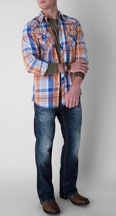 Plaid Habit - Men's Outfits | Buckle
