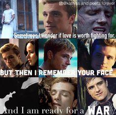 Hunger Games Facts, Divergent Hunger Games, Hunger Games Fandom, Hunger Games Humor, Hunger Games Trilogy, Jenifer Lawrence, Katniss And Peeta, Solangelo, Percabeth
