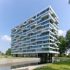 Four Towers, Osdorp, Amsterdam - Architect: Wiel Arets Architects