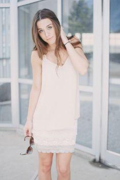 Chic of the Week: Madison's Blush Ensemble