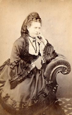 Victorian photographs - Roger Vaughan Photograph Collection. 1872-3