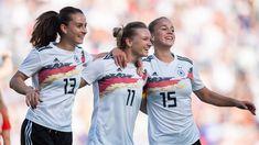 Fußballspiel deutschland em