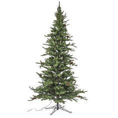 Melrose International Pine 9 Ft. Tree Pre-Lit with 750 Warm Lights - 69046