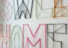 8 Fave DIY Projects for July by decor8, via Flickr