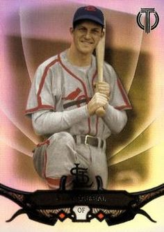 2016 Topps Tribute #68 Stan Musial Front