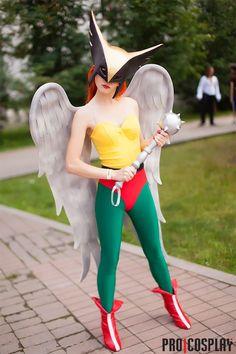 Hawkgirl par http://vis-vitalis.deviantart.com/