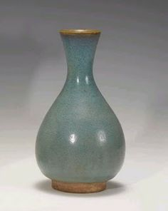 Chun glazed Vase, Sung dynasty