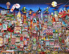 <span class='right info' >+ Information request</span>                      <span class='fancybox_name'>Charles Fazzino </span><br/>                      <span class='fancybox_title'> Bright lights, big city Broadway - 39 x 31 inches - Serigraphy 3D </span>                      <div class='clear'></div>