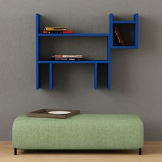 Dogie Modern Wall Shelves for Kid's Room by Decortie #Decortie