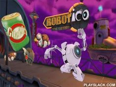 Robot Ico: The Runner. Robot Run And Jump  Android Game - playslack.com , Control a running swift spherical robot. Jump over hindrances, dodge risks and gather helpful parts. lead the robot through action-packed levels of this Android game. gather art, potatos, and other parts. Jump on platforms and across disparities. Slide under high hindrances. dodge flying excavations, safety bees, and other threats. Pick up different bonuses, like pedals, shields, etc. Use them to wreck the bees and…