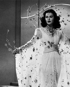 Hedy Lamarr in Ziegfield