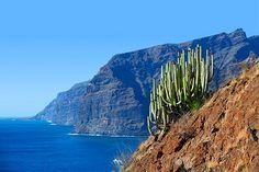 4a720a06 Våre reiser til Los Gigantes på Tenerife tar deg med til et av Kanariøyenes  mest behagelige
