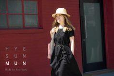 Hye Sun Mun Colleen Linen Dress. www.kaidutility.com