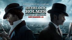 Sherlock Holmes 2 : A Shadows Games is Fight between Two Genius