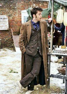 The Tenth Doctor David Tennant