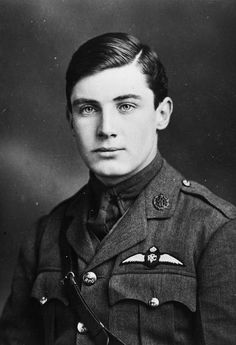 Arthur Percival Foley Rhys-Davids was a British fighter pilot in WW1. He trained during summer 1916 and joined 56 Squadron of the Royal Flying Corps. He quickly earned a reputation for a true aerial fighter; among his 27 kills were 2 German aces Menckhoff  and Voss. Rhys-Davids and his plane disappeared on Oct 27, 1917, in the vicinity of  Roeselare, Belgium, after the hot pursuit of a German fighter flight. He was 20. His remains have never been found.