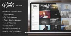 Download and review of Other - Creative Photography WordPress Theme, one of the best Themeforest Creatives themes
