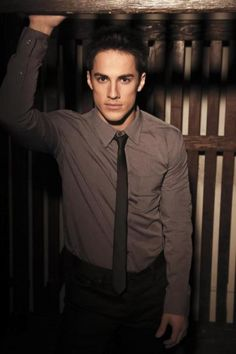 Michael Trevino - he is getting hotter and hotter on #thevampirediaries
