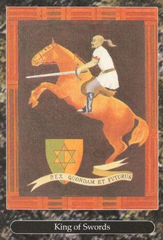 King of Swords - Universal by Maxwell Miller - Rozamira Tarot - Picasa Web Albums