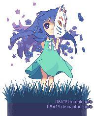 Pixel Rika by DAV-19