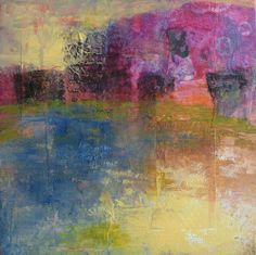 Daily Painters Abstract Gallery-Melody Cleary
