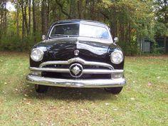 1950 Ford 2 Dr Custom V 8 Flathead