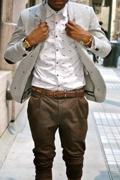 Casual Friday look for men?