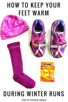 How To Keep Your Feet Warm During Cold Weather Winter Runs @brightlifego  #fitfluential