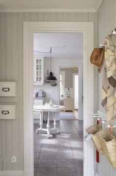 Casa noruega llena de encanto / Norwegian house full of charm